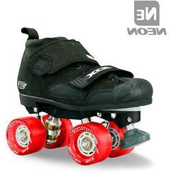 Neon Derby Skates - Rollerderby Mens Ladies Kids Speed Quad