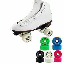 New Riedell 120 Uptown Plus Indoor Artistic Roller Skates
