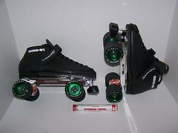 NEW RIEDELL 125 LABEDA PRO-LINE CUSTOM LEATHER ROLLER SKATES