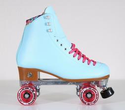 NEW Moxi Beach Bunny Roller Skates Moxi Size 10  Blue Sky