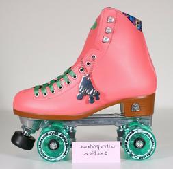 NEW Moxi Beach Bunny Roller Skates Moxi Size 6  Watermelon P
