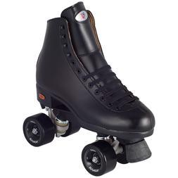 New! Black Riedell Citizen Quad Skates w/ Outdoor ZEN Wheels