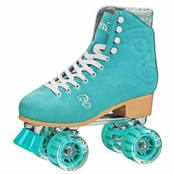 New Candi Girl Carlin Sea Foam Roller Skates Girls Ladies Si
