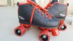 """New! CRAZY """"ROCKET"""" Roller DERBY Roller Skates"""