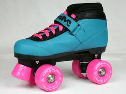 NEW CUSTOM Epic Nitro Turbo BUBBLE POP Blue & Pink Outdoor Q