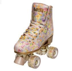 NEW! Impala Cynthia Rowley FLORAL roller skates size 10 VEGA