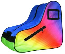 New! EPIC Limited Edition Rainbow Spectrum Quad Speed Roller