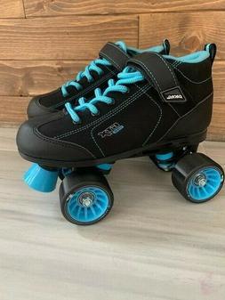 New Pacer GTX 500 Roller Skates Men Size 6 Ladies 5 Black/Bl