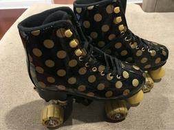 NEW! ROLLER DERBY PIXIE Adjustable Fashion Quad Skates Girl'