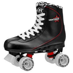 NEW! Roller Derby Roller Star 600 Men's sz 10 Quad Skates Bl
