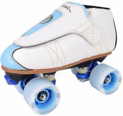 New Vanilla Skate - VNLA Anniversary Jam Speed Skates 95A Me