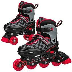 new soft 2n1 inline roller combo skates
