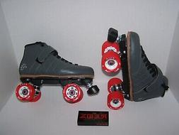 NEW SURE-GRIP CUSTOM LEATHER ROLLER DERBY SKATES LADIES SIZE