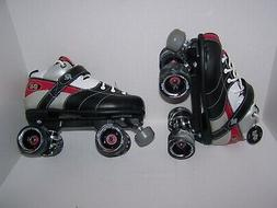 NEW SURE-GRIP ROCK RED EXPRESSIONS ROLLER SKATES MENS SIZE 9