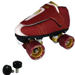 New VNLA Junior Jam Royalty Roller Skates Toe Stop or Jam Pl