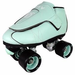 New Vanilla VNLA Junior Mint Quad Roller Jam Skates
