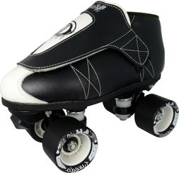 New!  Vanilla VNLA Tuxedo Black & White Quad Roller Jam Skat