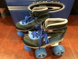 NEW! PACER ZTX Roller Skates Boy's sz 12 Junior Quad Skates