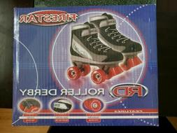 NIB Roller Derby FireStar Youth Boy's Roller Skate - 1367 Bl