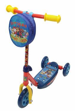 Nickelodeon Paw Patrol Kids Wheel Safe Scooter Kick Adjustab