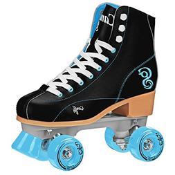 Roller Derby  Rewind Unisex Roller Skates  - Black/Teal