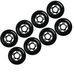 Outdoor Rollerblade Inline Hockey Fitness Skate Wheels 80mm