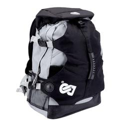 outdoor sports backpack for roller skates inline