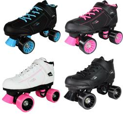 Pacer GTX-500 Quad Speed Roller Skates Pair 2017 Model Size