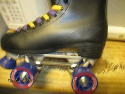 Pair of MEN size 10, Heel to toe 10 3/16 in.   Roller Skates