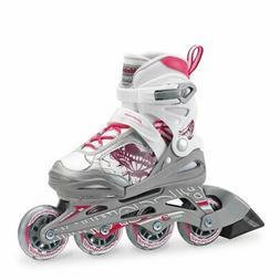 Bladerunner Phoenix 4 Size Adjustable Girls Inline Skates -