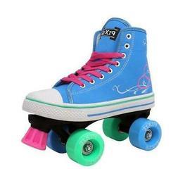 Lenexa Pixie Kids Roller Skates Sizes J10 - Kids 4