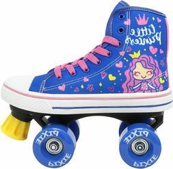 Lenexa Pixie Little Princess Kids Roller Skates Girls Quad R