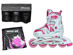 New! Epic Pixie White & Pink Adjustable Indoor/Outdoor LED L