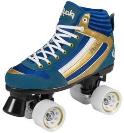 Playlife Groove Blue Indoor/Outdoor Roller Skates. New!