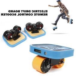 Portable Roller Road Drift Skates Plate w/ Deck Anti-Slip Bo