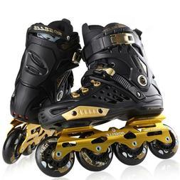Professional Slalom Inline Skates Roller Skating Shoes Slidi