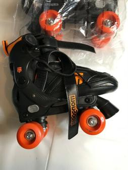 Mongoose Boy's Quad Roller Skates, Small
