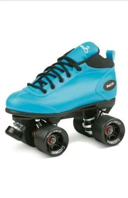 Sure-Grip Quad Roller Skates - Cyclone size 9 men /10 women