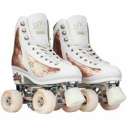 Quad Roller Skates - Disco Glitz Roller Skates Sequin Fashio