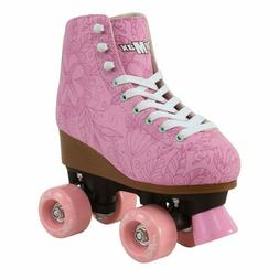 Quad Roller Skates for Girls and Women Size 2.5 Kids to 8.5