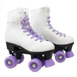 Skate Gear - Quad Roller Skates | Unisex - Purple