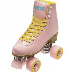 Impala - Quad Roller Skates | Vegan - Womens | Pink / Yellow
