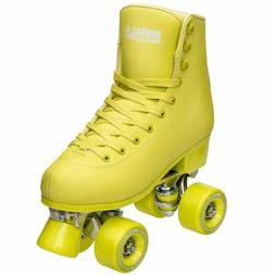 Impala - Quad Roller Skates | Vegan - Womens | Voltage Green