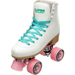 Impala - Quad Roller Skates | Vegan - Womens | White - Size: