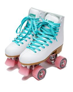 Impala Quad Roller Skates White Women's Size 11 Brand New In