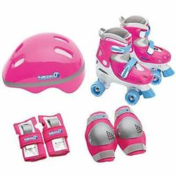 Chicago Girls Quad Roller Skate Combo, Medium