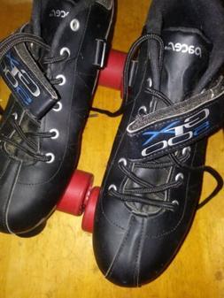 quad speed rollerskates gtx500 new vnla heat