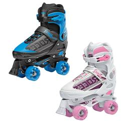Roces Quaddy Kids Roller Skates Size Adjustable Adjustable S