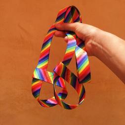Rainbow Roller Skate Leash/Noose NEW