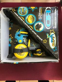 RD Roller Derby Skates EZ Roll Adjustable Blue Sizing Kids Y